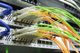 fibre optic leads